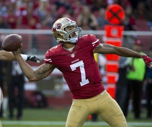 NFL arranges private workout for free-agent QB Colin Kaepernick
