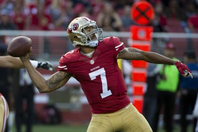 NFL arranges private workout for free-agent QB Colin Kaepernick
