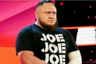 WWE suspends Samoa Joe for 30 days