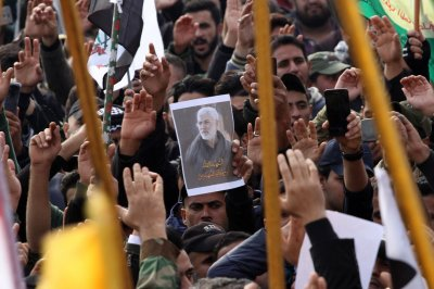 Iraq issues arrest warrant for Trump over Soleimani assassination