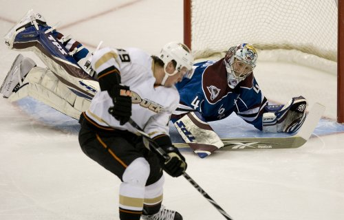 NHL: Anaheim 4, Colorado 2