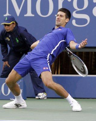 Djokovic tops ATP rankings