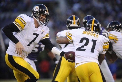 NFL: Pittsburgh 13, Baltimore 9
