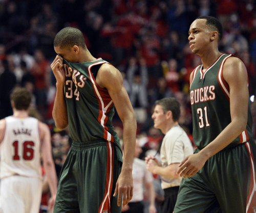 Milwaukee Bucks' Antetokounmpo suspended 1 game