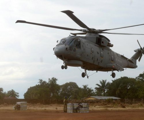 U.K. Defense Ministry announces first military exercises with Sierra Leone