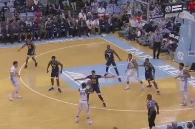 No. 12 UNC outlasts last-placed Pitt