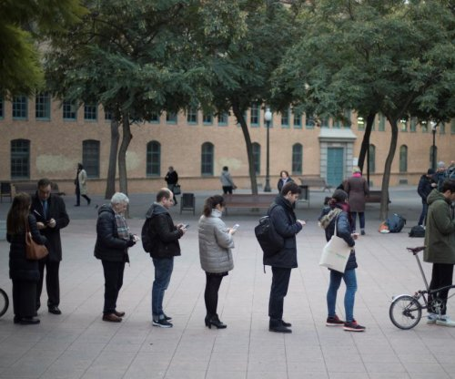 Voting starts to determine Catalonia leaders after independence crisis