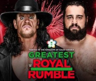 The Undertaker to face Rusev at WWE Saudi Arabia event