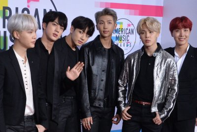 BTS spends 9th consecutive week on Billboard 200