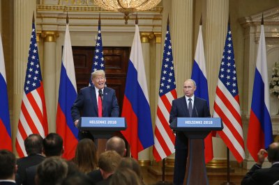Poll: On Russia, most Americans prefer diplomacy to sanctions