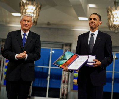 On This Day: President Obama accepts Nobel Peace Prize