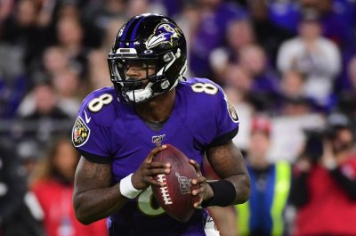 Ravens' Lamar Jackson reaches historic milestone in win over Washington