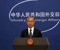 China denies wrongdoing, confrontation after Blinken speech