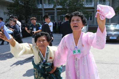 Report: Korea family reunions for U.S. citizens described as 'urgent' in Seoul