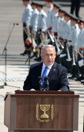 PM Binyamin Netanyahu: Israel prepared militarily for Iran, Syria
