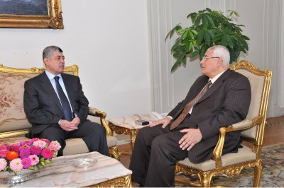 ElBaradei: Morsi overthrow 'not a coup'