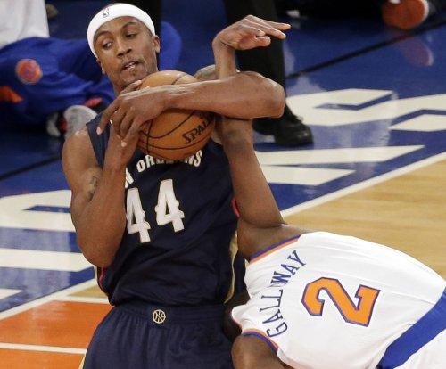 Hobbled New Orleans Pelicans entertain visiting Toronto Raptors
