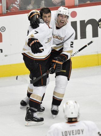 Anaheim pulls off comeback against Winnipeg