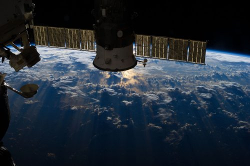 NASA tests strange Earth Shoe on space station