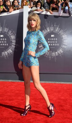 Taylor Swift named People magazine's 'Best Dressed' celebrity