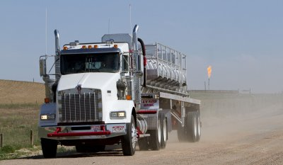 More gas capacity planned for N.D., Wyo.