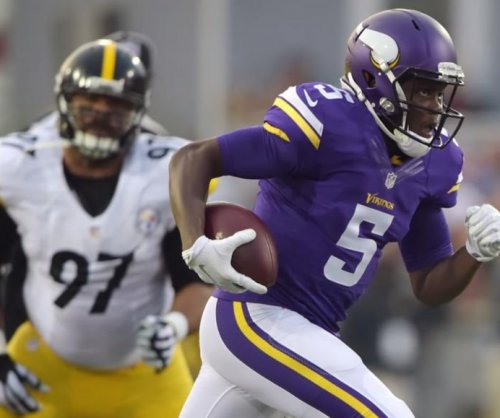 Minnesota Vikings mangle Pittsburgh Steelers in Hall of Fame game