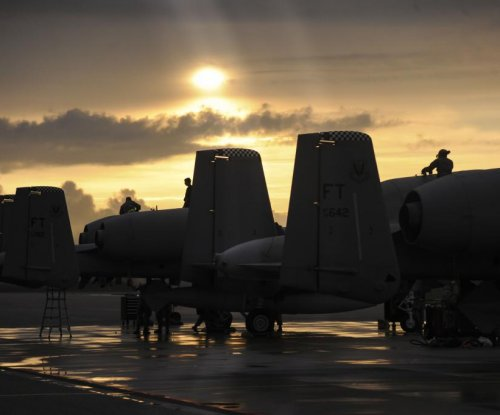 U.S. A-10 jets arrive in Estonia to deter Russian aggression
