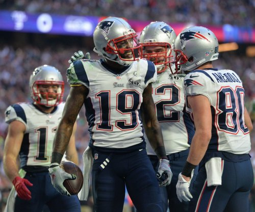 New England Patriots WR Brandon LaFell returns to practice