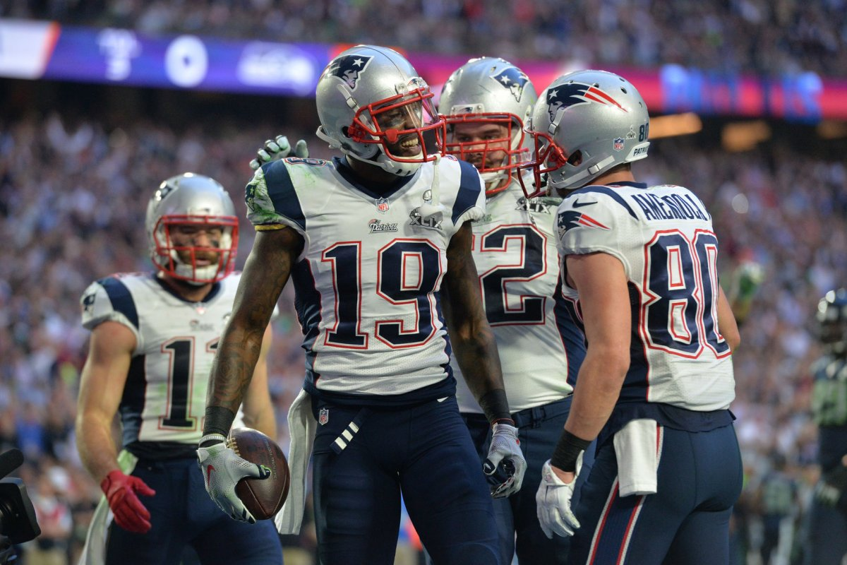 Patriots WR Brandon LaFell returns to practice - UPI.com