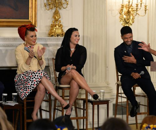 Demi Lovato visits White House as new video released