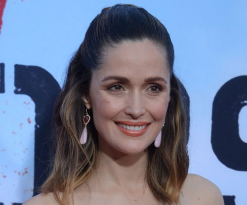 Rose Byrne running on 'coffee and love' after son's birth