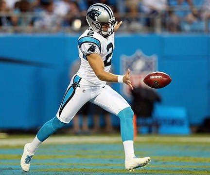 Punter Kasey Redfern signs with Detroit Lions
