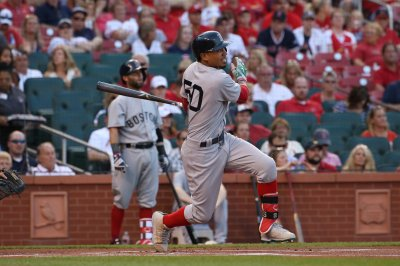 Mookie Betts plays leading role in Boston Red Sox's victory over St. Louis Cardinals
