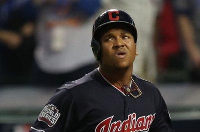 Edwin Encarnacion, Jose Ramirez power Cleveland Indians past San Diego Padres