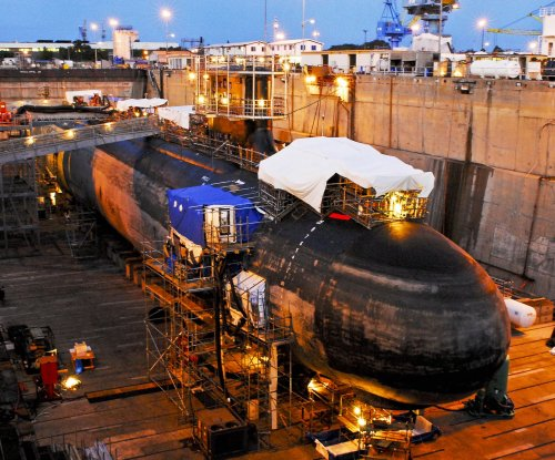 General Dynamics gets $432 million submarine contract upgrade