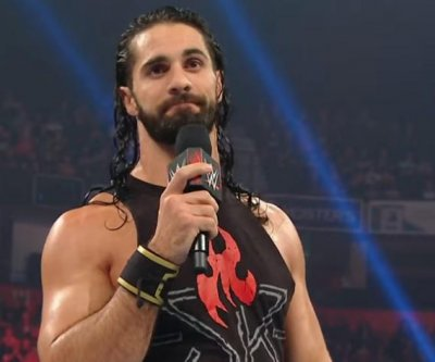 WWE Raw: Seth Rollins battles United Kingdom Champion Walter