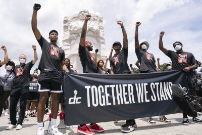 Juneteenth: Thousands gather at events nationwide to mark historic date