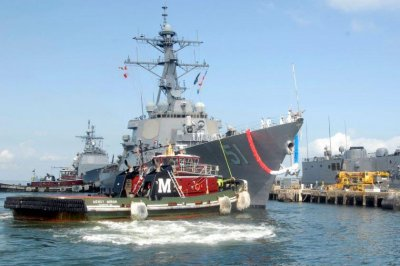 USS Arleigh Burke deploys to Rota, Spain, its new home port