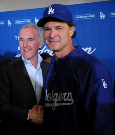 Dodgers' McCourts in ownership tussle