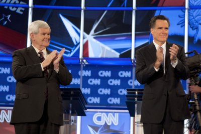 Romney to Gingrich: That's 'repulsive'