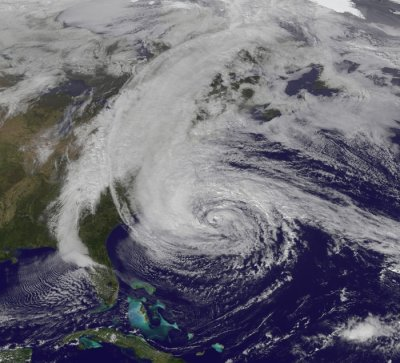 NOAA forecasts active or extremely active 2013 hurricane season