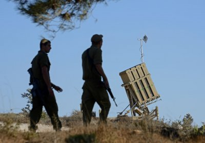 Senate votes for $225 million in aid to Israel's Iron Dome
