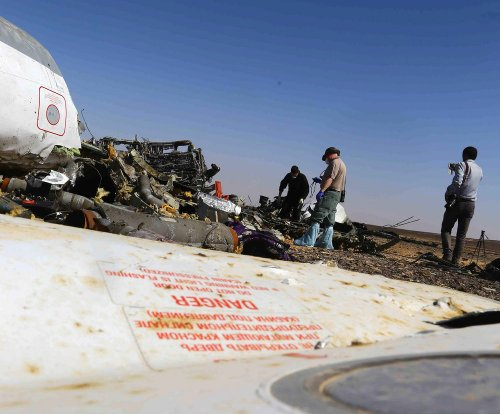 Evidence suggests Russian jetliner was downed by terrorist bomb, U.S. official says
