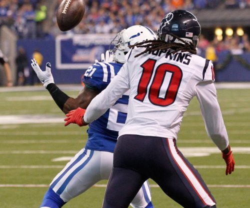 Houston Texans WR DeAndre Hopkins enoying superb season