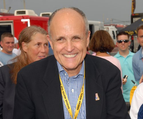 Rudy Guiliani calls Hillary Clinton 'founding member' of Islamic State