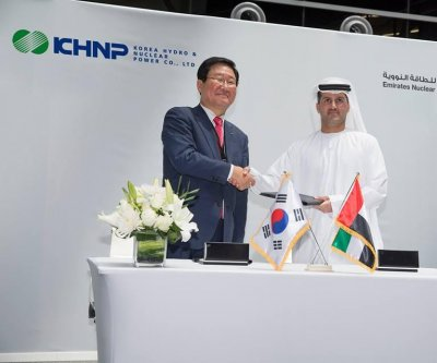 South Korea signs $880 million nuclear reactor staffing deal in UAE