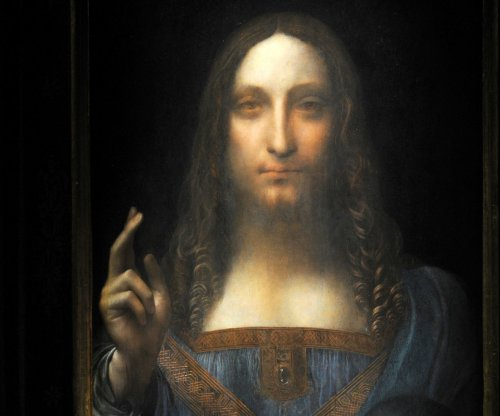 Da Vinci painting sells for world-record $450 million at auction