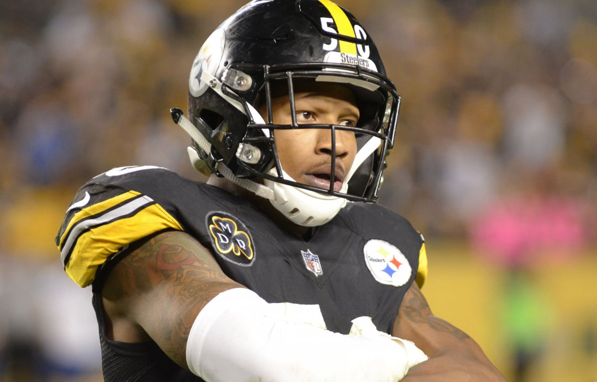 Pittsburgh Steelers prepare with Ryan Shazier in thoughts UPI