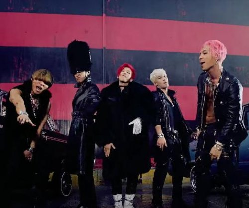 Big Bang's 'Bang Bang Bang' video passes 300M views on YouTube