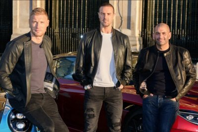 Paddy McGuinness, Freddie Flintoff to host 'Top Gear'